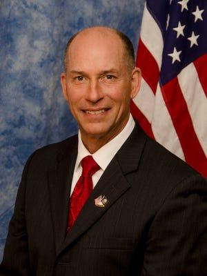Minnesota Secretary of State candidate Dan Severson