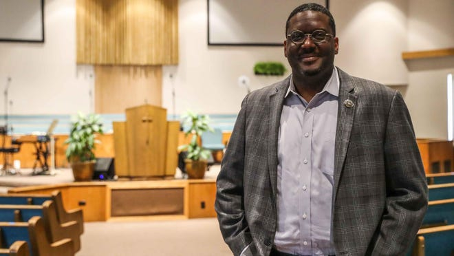 """There are people in the faith community struggling with these issues just like everybody else,"" Pastor Daryl Horton of the Mount Zion Baptist Church said."