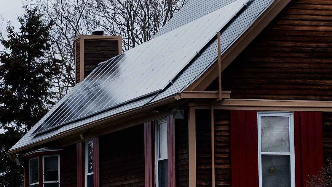 Irondequoit Pushes Solar Technology For Homes