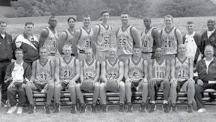 The 1996-97 team.