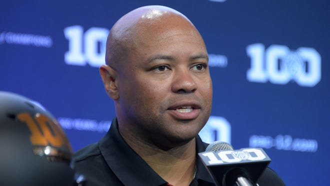 Stanford coach David Shaw says he wouldn't be surprised if the Pac-12 champion has two losses this season.