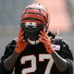 Ryan Hewitt has turned into a valuable member of the Bengals offense.