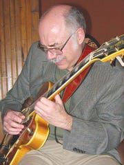 Bill Hughes will play jazz at the KMUZ Backyard Bash 4 to 8 p.m. Sunday, Aug. 28. The event is a fundraiser for the community radio station.