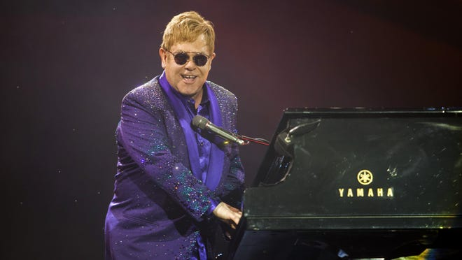 Elton John and other artists are speaking out about the Orlando shootings.