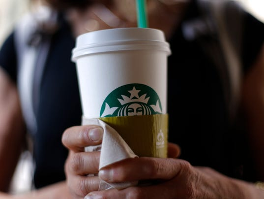 AP STARBUCKS PRICE HIKE F A USA IL