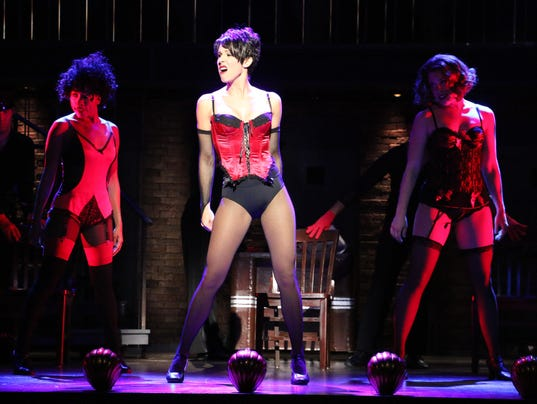 "Velma Kelley in ""Chicago"""