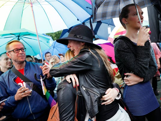 EPA GERMANY SAME SEX MARRIAGE VOTING POL CONSTITUTION PARLIAMENT DEU