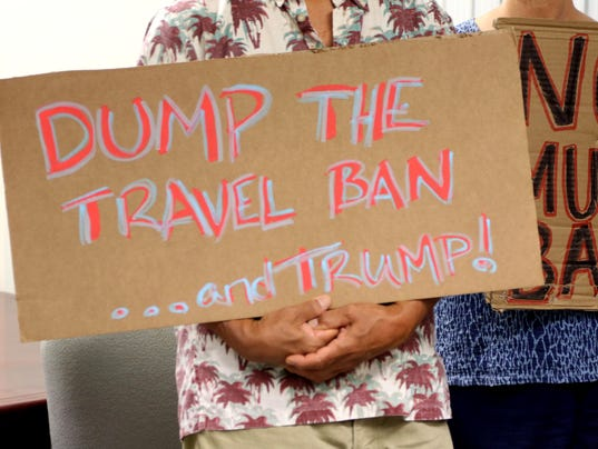Supreme Court travel ban