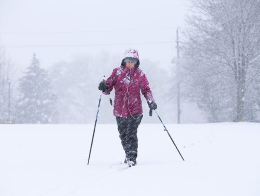 News: March snow