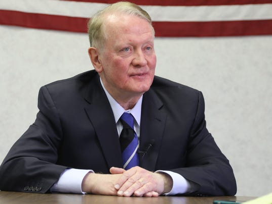 Charlie Stile interviews Congressman Leonard Lance of New Jersey's 7th Congressional District about his upcoming reelection campaign and how it may be affected by President Trump.