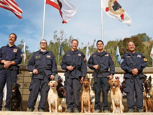 First responder teams