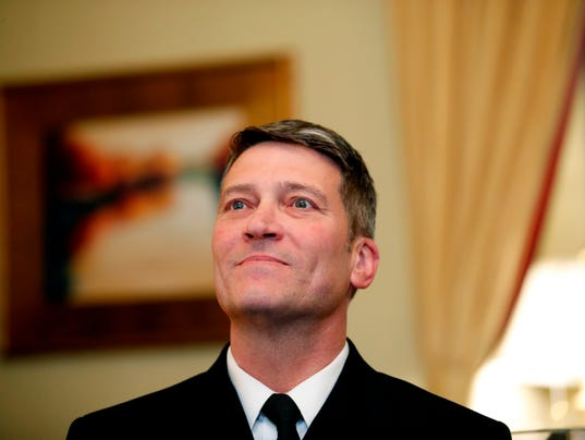 Ronny Jackson to be vetted more closely