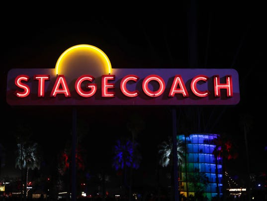 Stagecoach After Dark