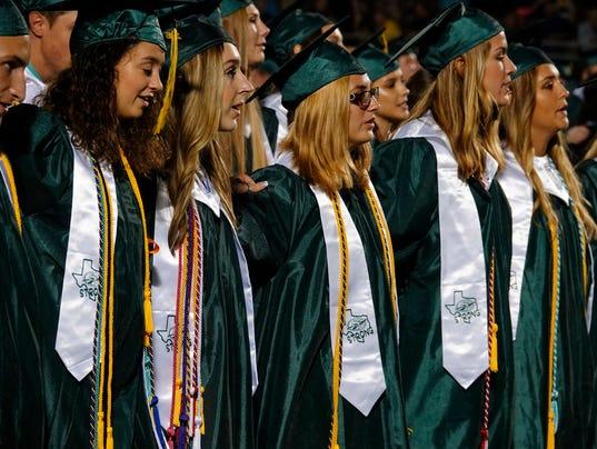 Santa Fe school graduation