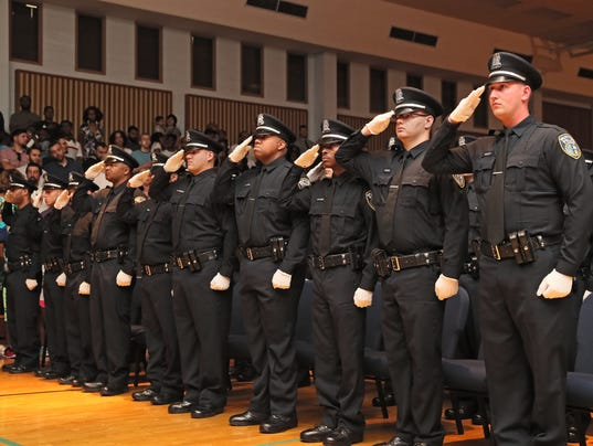 Milwaukee Police Officer Recruit Grdauation