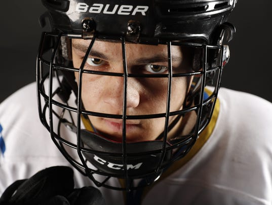 AZ H.S.: Boys Ice Hockey Player Of The Year (March, 2016)