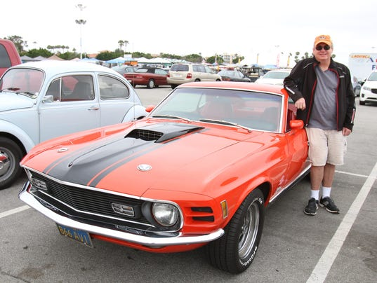 Just Cool Cars Ford Mustang Mach Racks Up Miles - Cool cars mustang