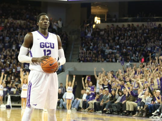 GCU basketball loses big man Boubacar Toure for season ...