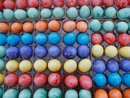 Easter eggs, bunnies, Peeps: Easter traditions explained