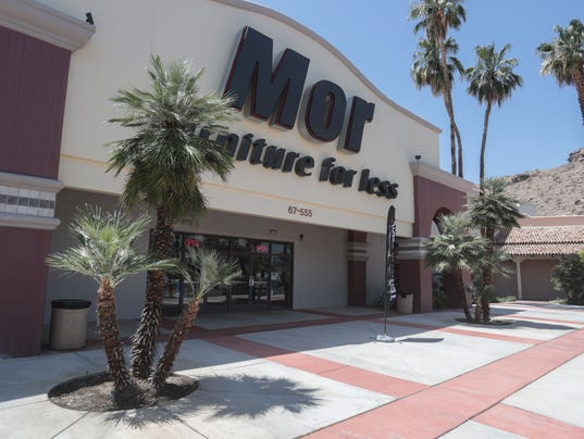 California city oks growing pot in strip mall for Furniture stores in cathedral city