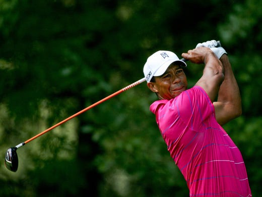 Tiger Woods has had a number of rivals and challengers to his throne in the past 15 years. Some one-upped him at times, but none could ever sustain it.