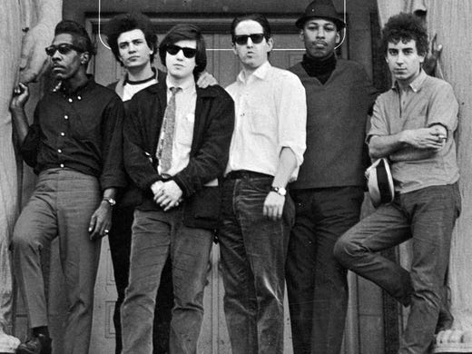 The Paul Butterfield Blues Band. The Chicago band, powered by Butterfield on harmonica and Mike Bloomfield on guitar, led '60s rock lovers to the wellspring of Willie Dixon, Muddy Waters and Howlin' Wolf.