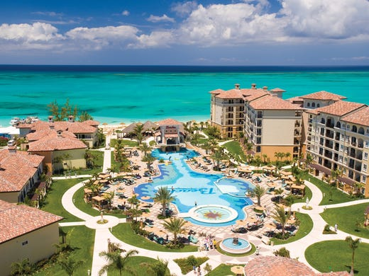 Best for families: The Beaches Turks and Caicos resort draws raves not only for its prime spot on 12-mile-long Grace Bay Beach (on Providenciales island), but for its extensive amenities geared toward kids (and adults) of all ages.