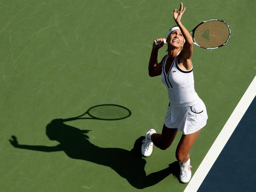 Gisela Dulko of Argentina announced on her website Sunday (Nov. 18) that she is retiring from tennis. She leaves after winning four singles and 17 doubles titles, including the 2011 Australian Open.