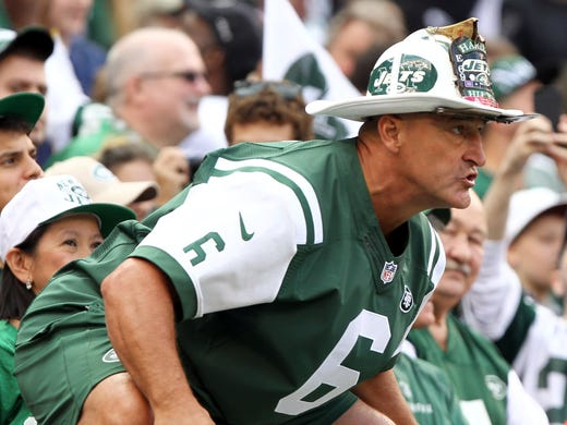 Fireman Ed announced he was retiring from his post as an unofficial Jets cheerleader this week. After Ed's announcement, it became apparent that no one cares. Fans should never become bigger than the game. There's no better way of proving this point than looking back on sports' most annoying fans.