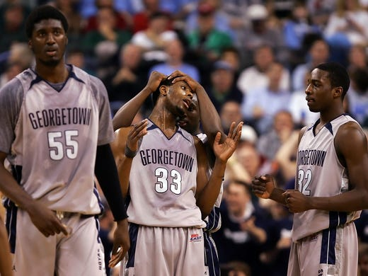 With the Catholic 7 and Big East breakup finalized, USA TODAY Sports takes a look back at the seven Catholic schools' basketball history overall and in the league.