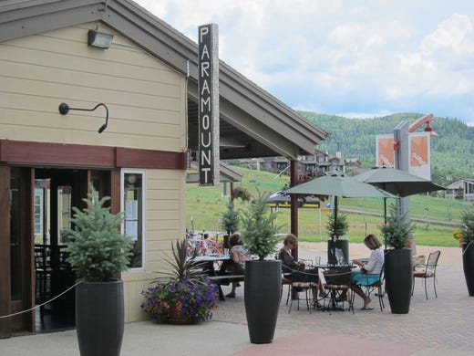 Located at the base of Steamboat's ski lifts, the Paramount looks nondescript --– but looks can be deceiving!