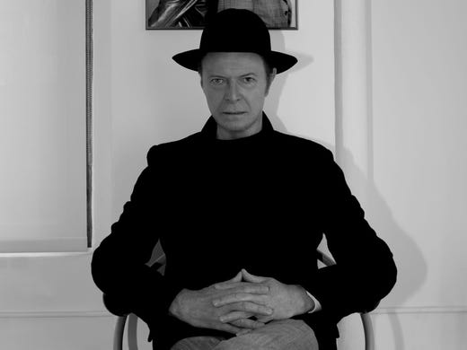 British singer and entertainer David Bowie has released his first single in a decade. It is called 'Where are we now?' His first album in ten years, and his 30th studio recording, is scheduled for a March release.
