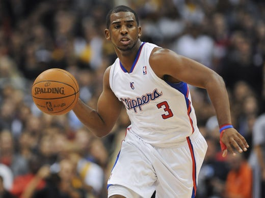 In his eighth year in the NBA, Chris Paul has established himself as arguably the top point guard in the league. CP3 is in his second season with the Clippers after spending his first six years with the Hornets.