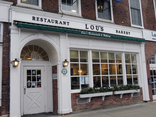 Lou's has been a Main Street institution since 1947.
