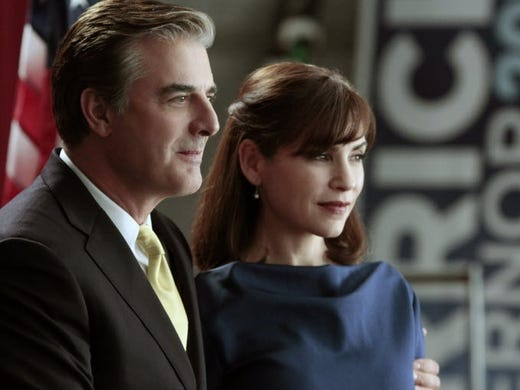 'The Good Wife' (CBS)
