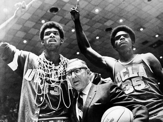 UCLA, 1969