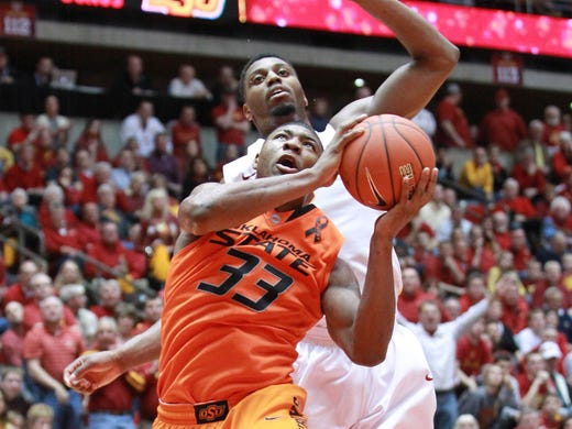 Marcus Smart, Oklahoma State (Averaged 15.4 points, 5.7 rebounds, 4.2 assists per game).