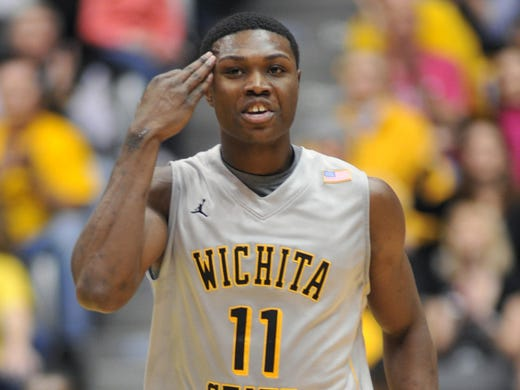 Wichita State forward Cleanthony Early