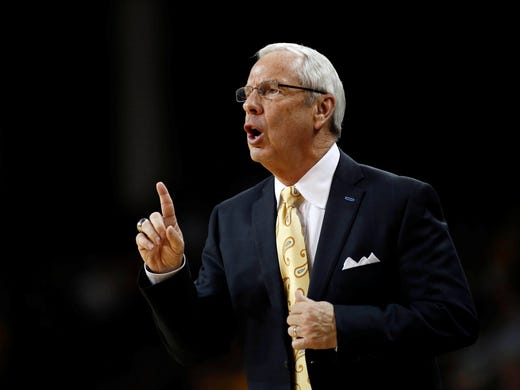 No. 21 North Carolina's Roy Williams. $1,773,938.  Williams' actual compensation is considerably higher than the total listed. Per university policy, he filed paperwork seeking permission that was granted to receive additional income in under a shoe and apparel contract and a media contract, to have paid speaking engagements and to operate a camp.