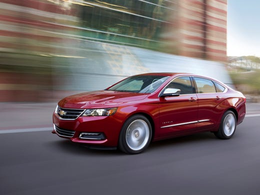 The fully redesigned 2014 Chevrolet Impala aims to give the brand a flagship, not a fleet car, and is going on sale shortly.