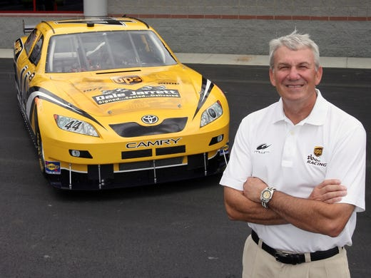 Dale Jarrett posted 32 victories and 16 pole positions in 668 Sprint Cup starts from 1984-2008, winning the 1999 title.