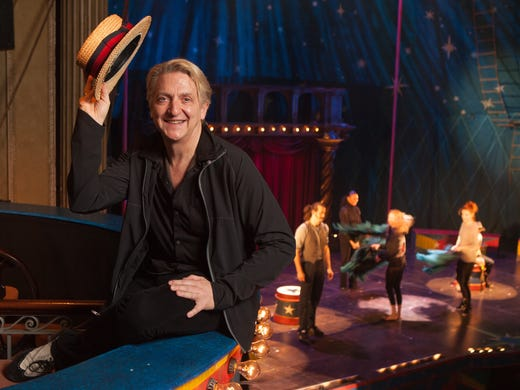 Chet Walker is the choreographer for the revival of the musical 'Pippin.' Walker appeared in that staging as a teenager and is now, more than 40 years later, choreographing the first Broadway revival of the show.