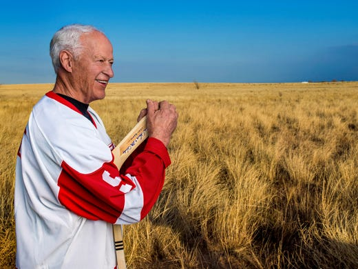 """The Hallmark Channel will be showing """"Mr. Hockey: The Gordie Howe Story,"""" on Saturday, May 4, at 9 p.m ET"""