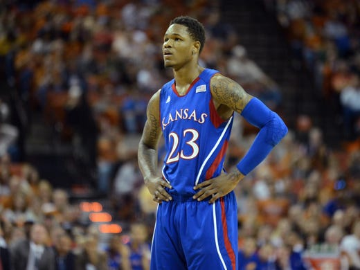 Ben McLemore's former AAU coach said he accepted money intended to steer the former Kansas star. Here's a look at McLemore's standout season with the Jayhawks: