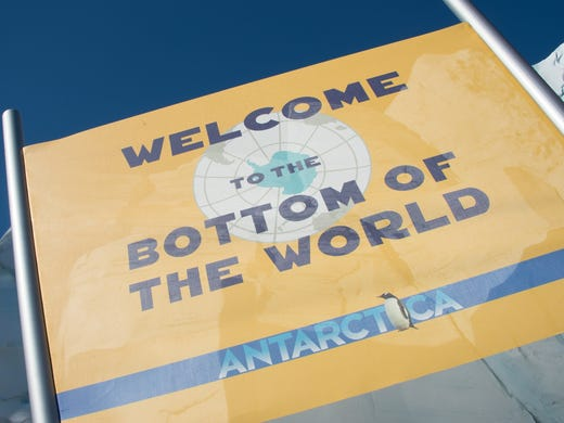 Guests to SeaWorld Orlando's new Antarctica: Empire of the Penguin will be completely immersed in the sights and feel of the continent.