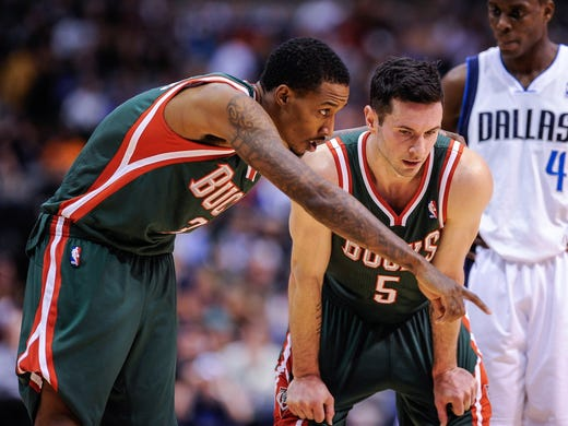 We've got plenty of player movement. Brandon Jennings and J.J. Redick are no longer Bucks, and more. USA TODAY Sports' Sean Highkin ranks the top 20 free agents for this offseason, and we discuss where they landed.