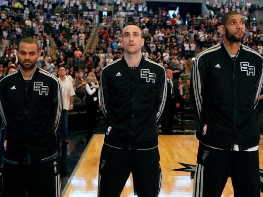 Tony Parker, Manu Ginobili and Tim Duncan have been together since 2002, but their Spurs counterparts change all the time. Here's an alphabetical look at how every Spur ended up with the team for the 2013 NBA Finals.