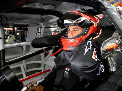 Darrell Wallace Jr. was born on Oct. 8, 1993 in Mobile, Ala.