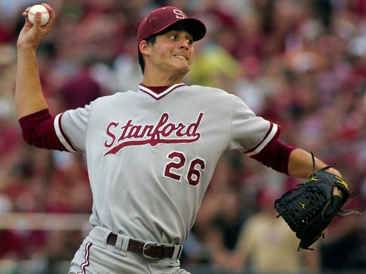 RHP Mark Appel, Stanford