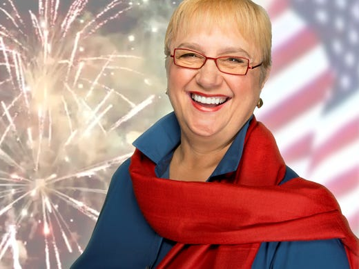 Host and chef Lidia Bastianich gets festive as she celebrates independence and freedom with different cultures across America on her PBS Special, 'Lidia Celebrates America: Freedom & Independence,' airing on June 28 at 10 p.m. ET.